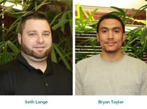 Reynolds Restoration Services Promotes Lange and Taylor