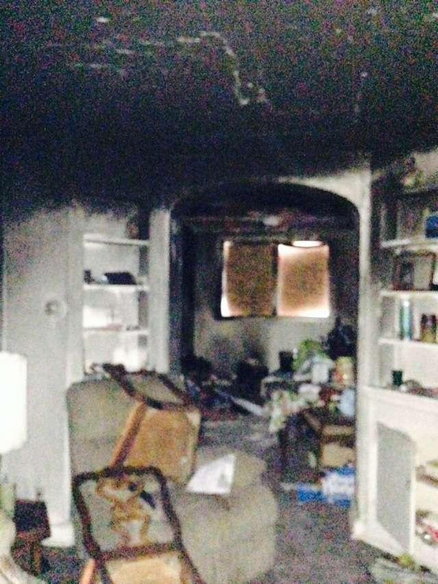 residential fire restoration